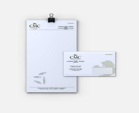 CMC-Corporate-identity-Envelops-Ioannina-Featured