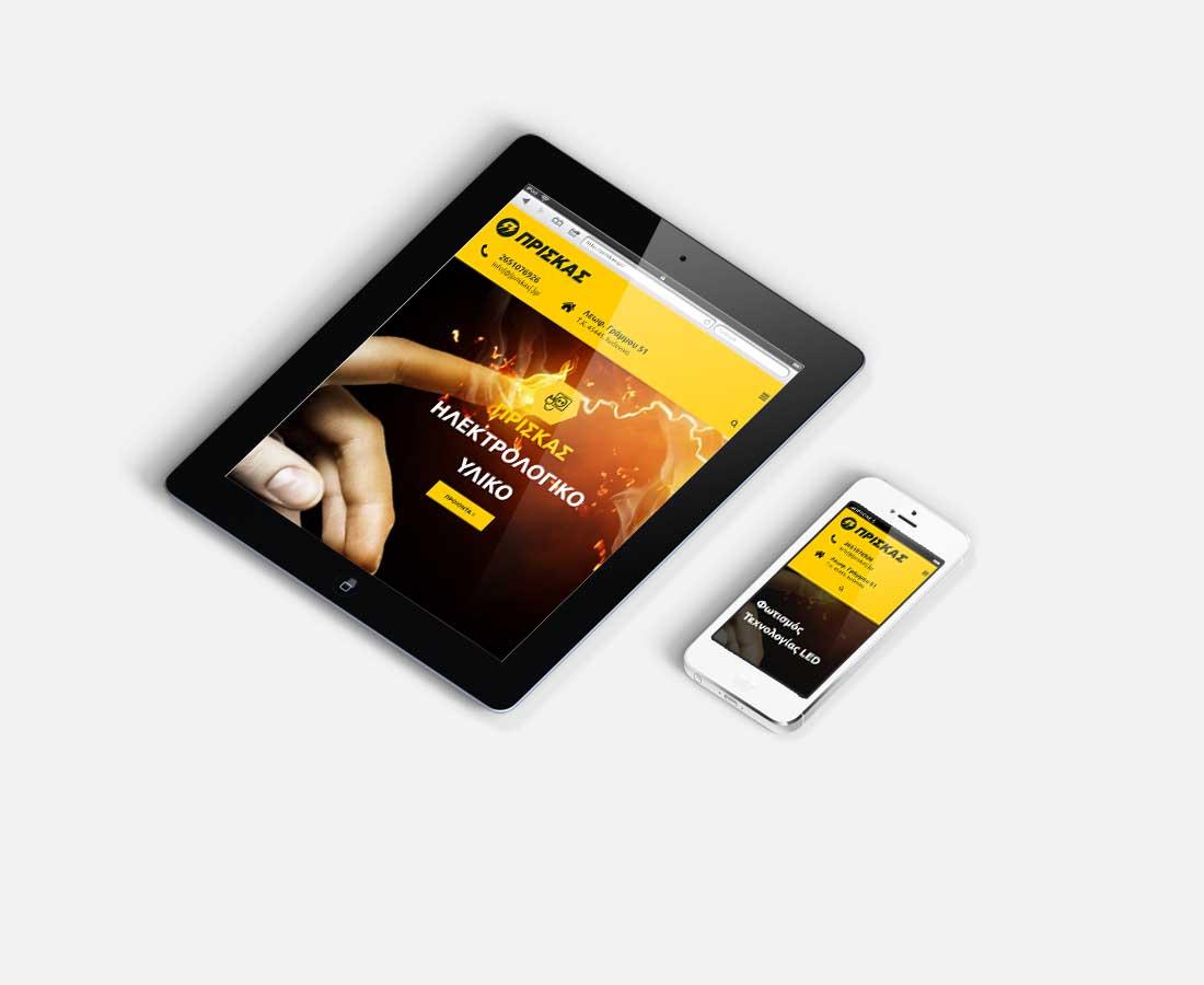 Priskas-Website-Responsive